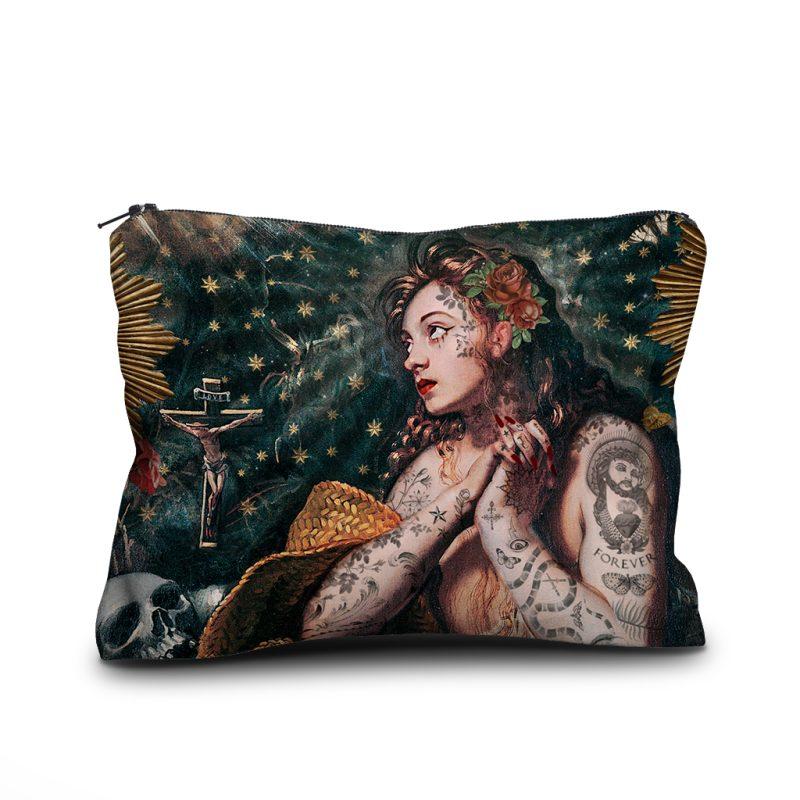 Voglio Bene Trousse 17x23cm Collection 2021 Modele Marie Madeleine