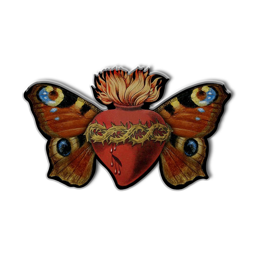Voglio Bene Pin's Collection 2021 Papillon Sacré