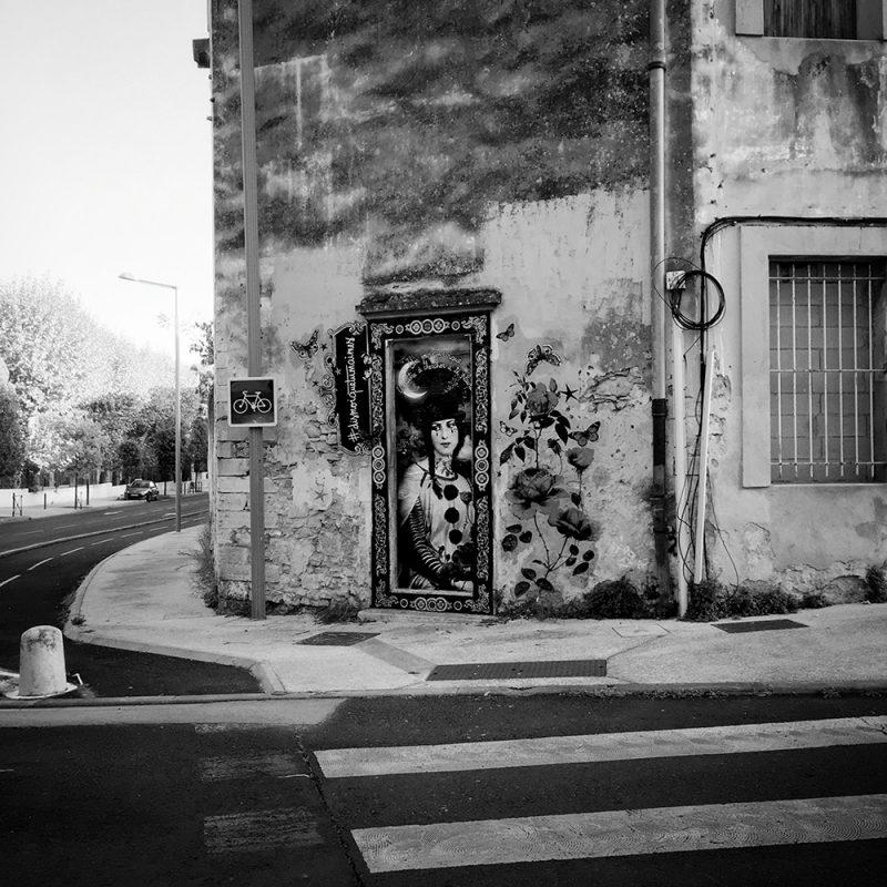 Le visuel La nuit dans Montpellier